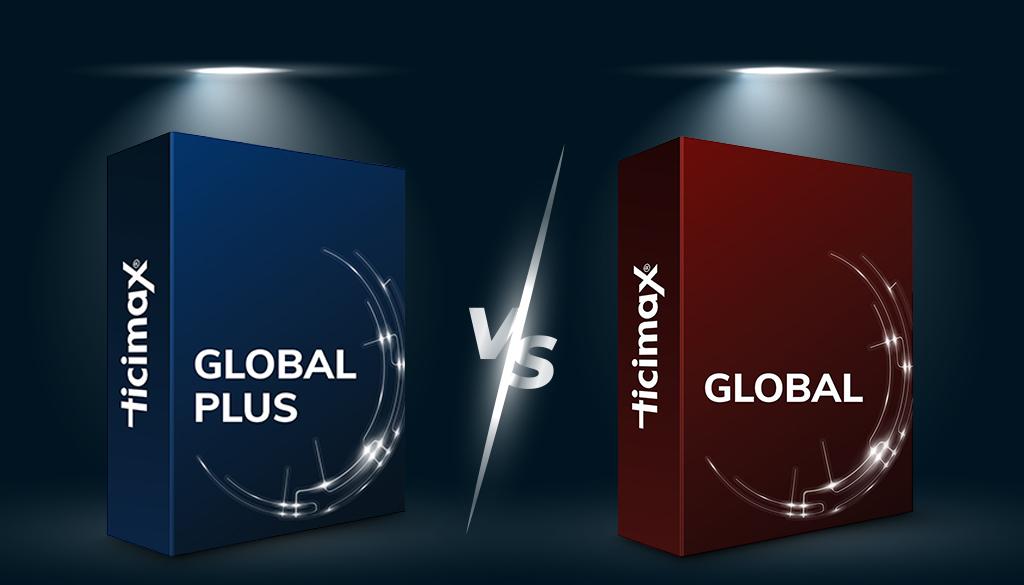 Global Plus Paket İle Global Paket Karşılaştırması
